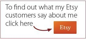 Etsy Graphic - What People Say About Gina