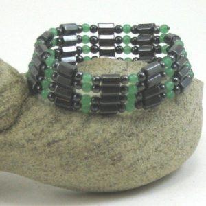 aventurene wrap coiled on stone