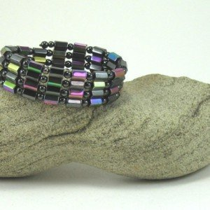 rainbow coiled wrap 2