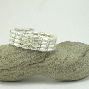 white wrap 2 coiled